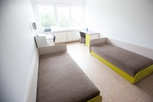 Accommodation for academic exchange studies students